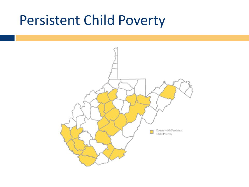 Persistent Child Poverty
