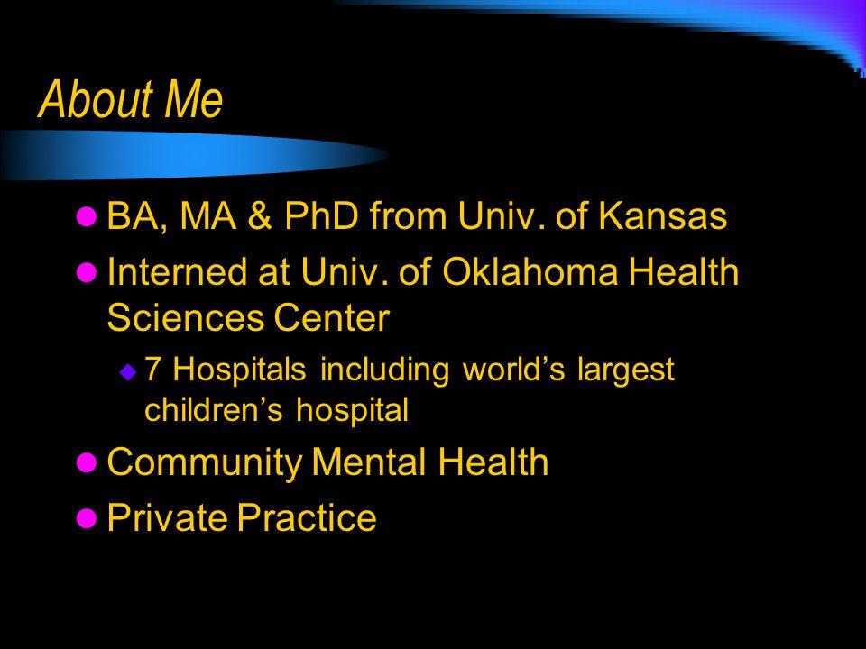 Acknowledgements Thomas Plante, Ph.D.