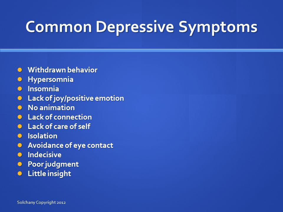 Emotional Well Being Can they recognize the child s needs a a person.