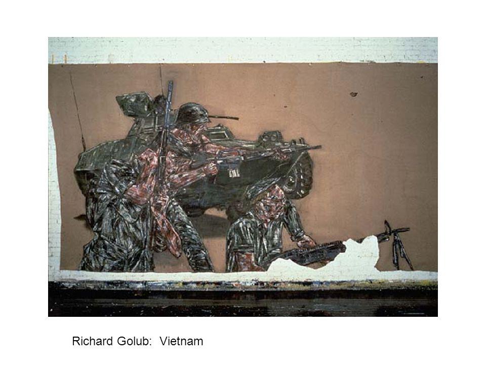Richard Golub: Vietnam