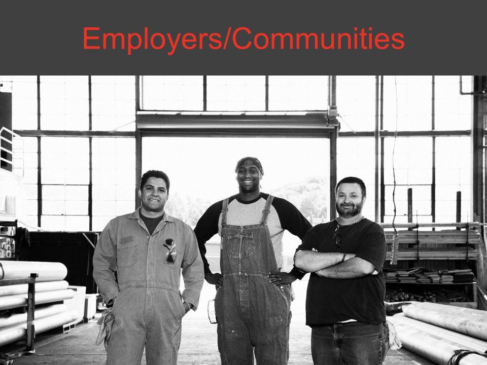 Employers/Communities