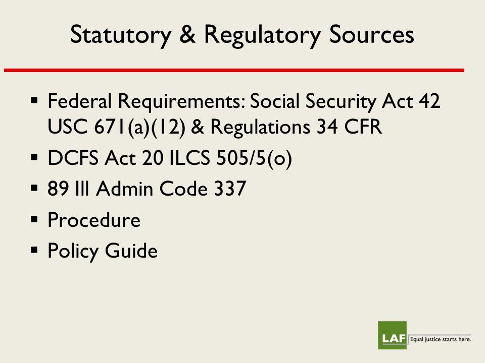 SSA.Sect 471. [42 U.S.C.