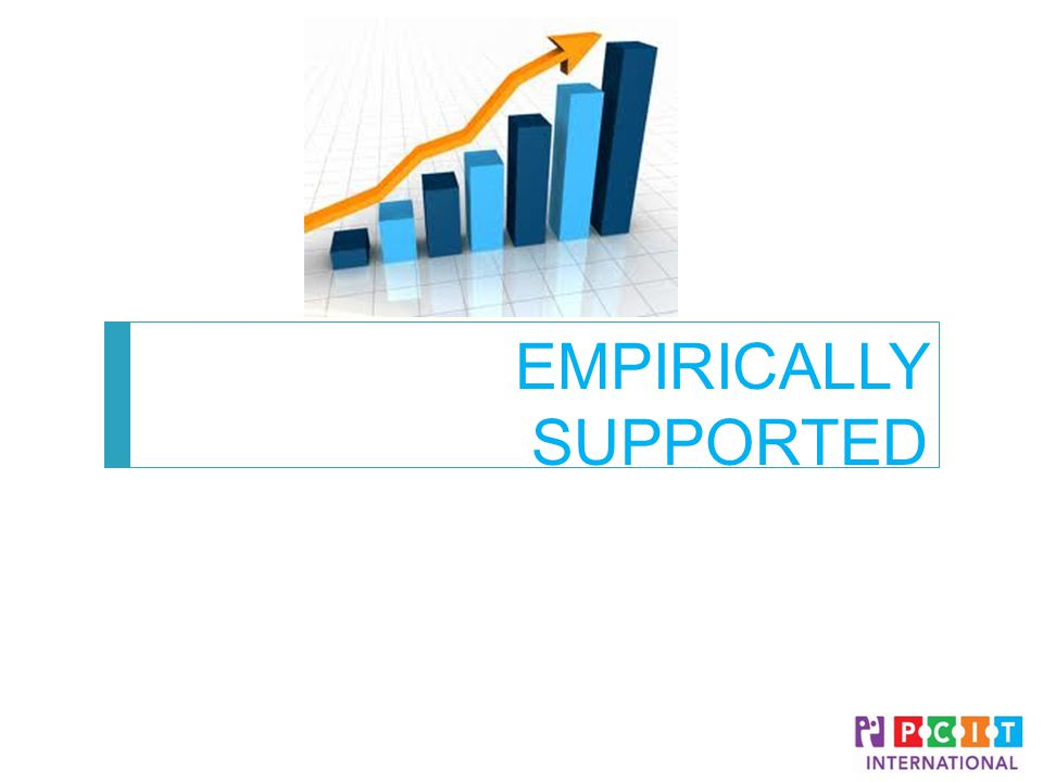 EMPIRICALLY SUPPORTED