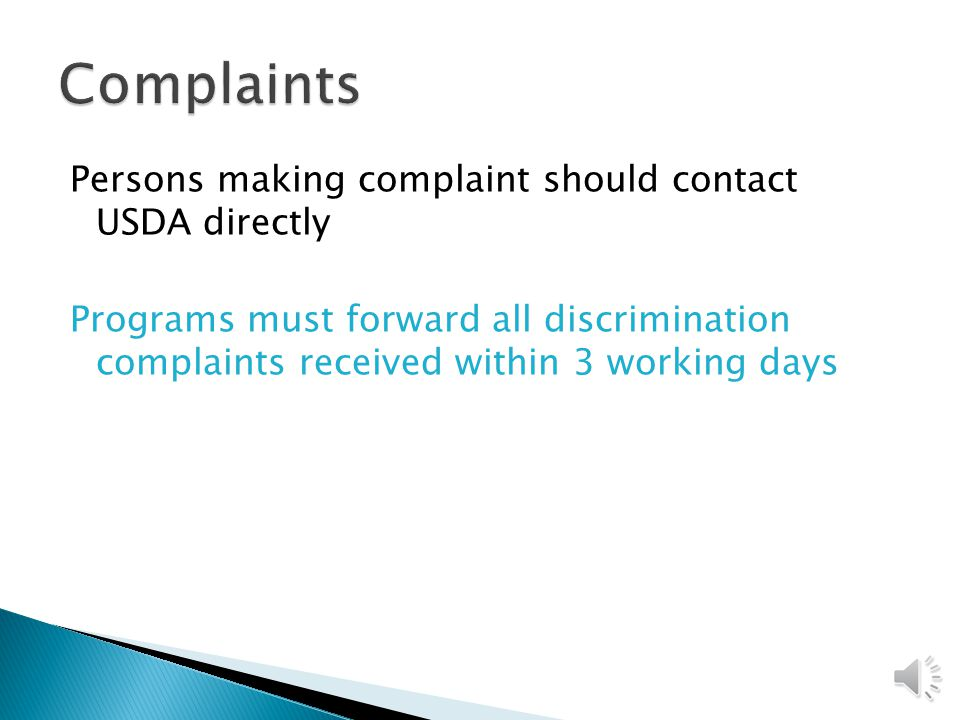  File a complaint within 180 days of the alleged discriminatory action.