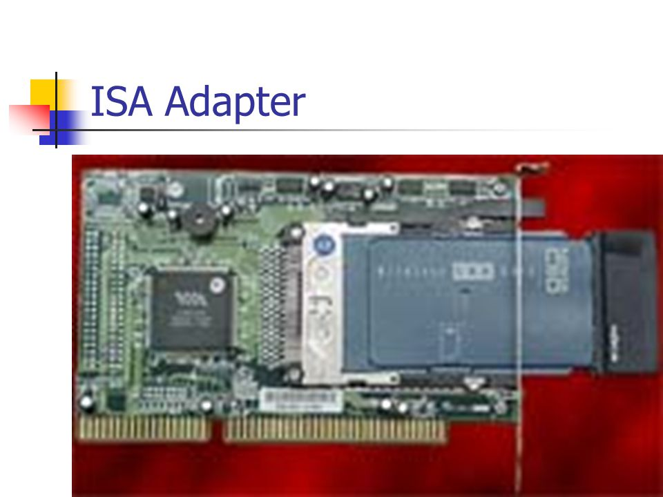ISA Adapter