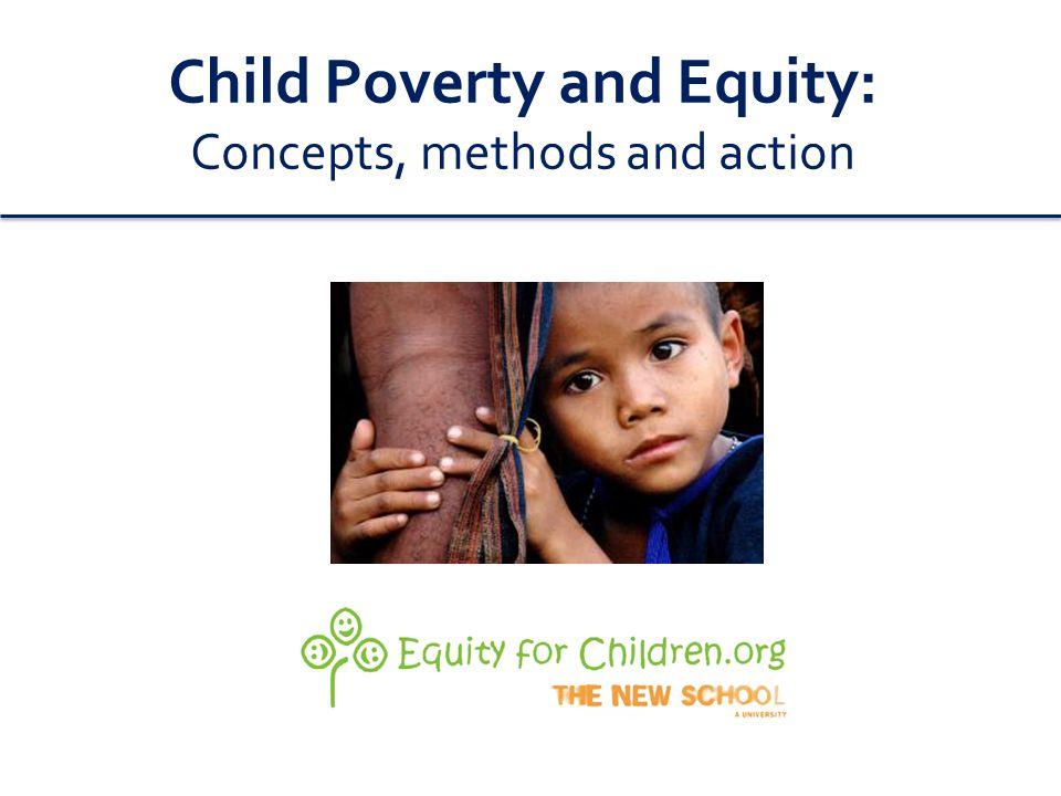 Content 1.Multidimensional Child Poverty.