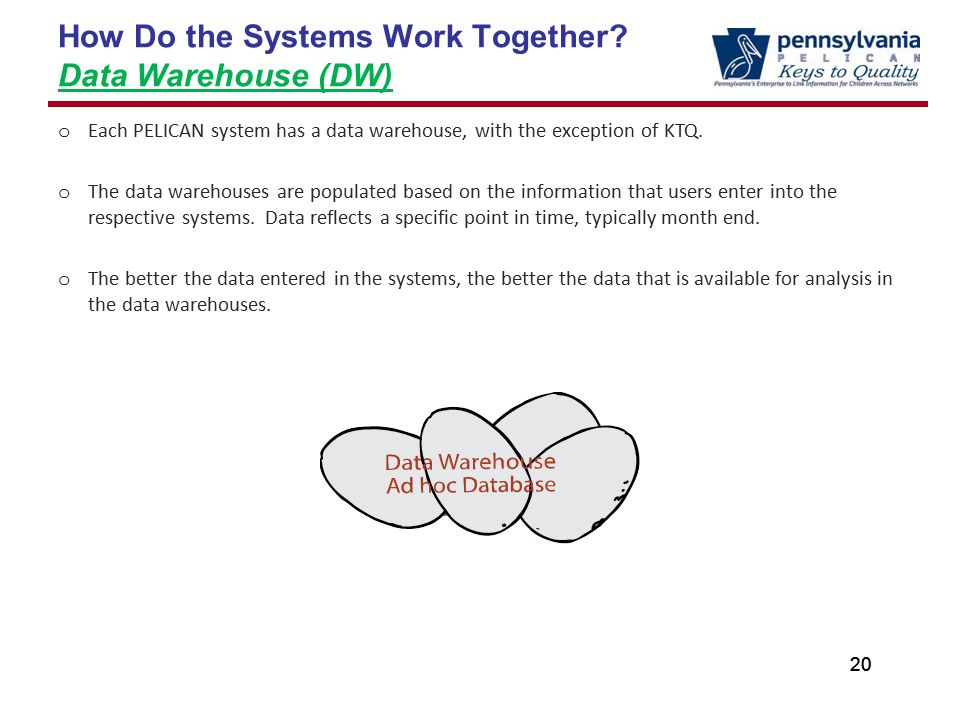 20 How Do the Systems Work Together.