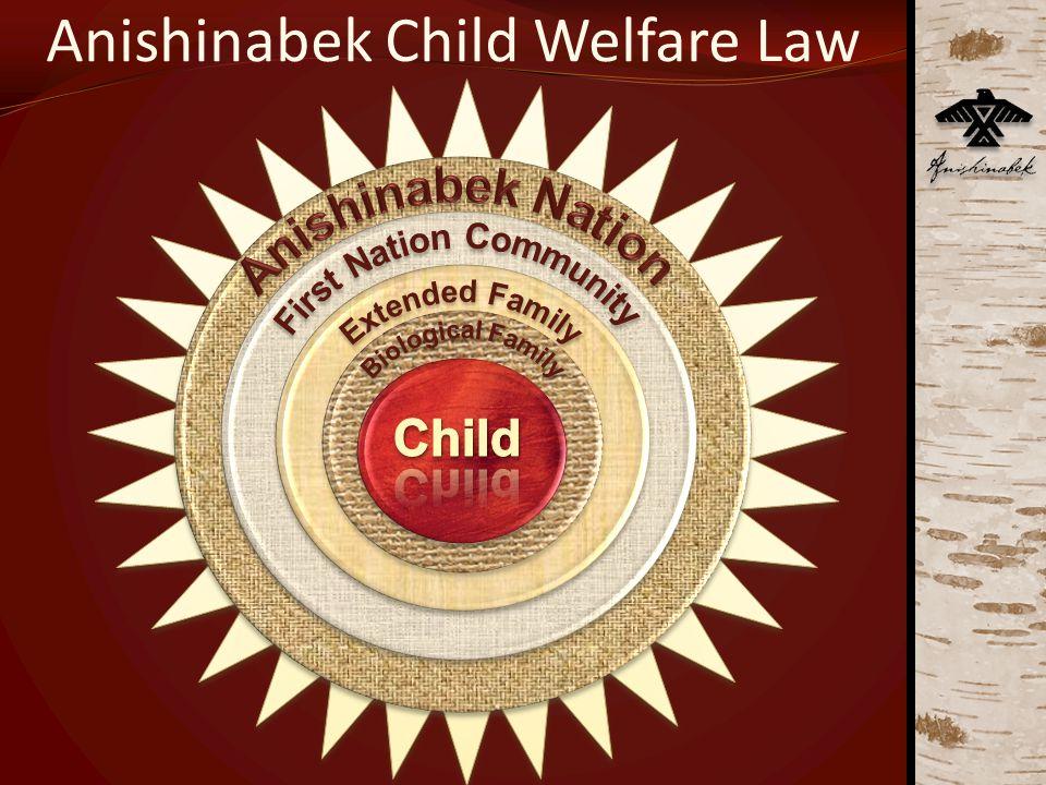 Anishinabek Child Welfare Law