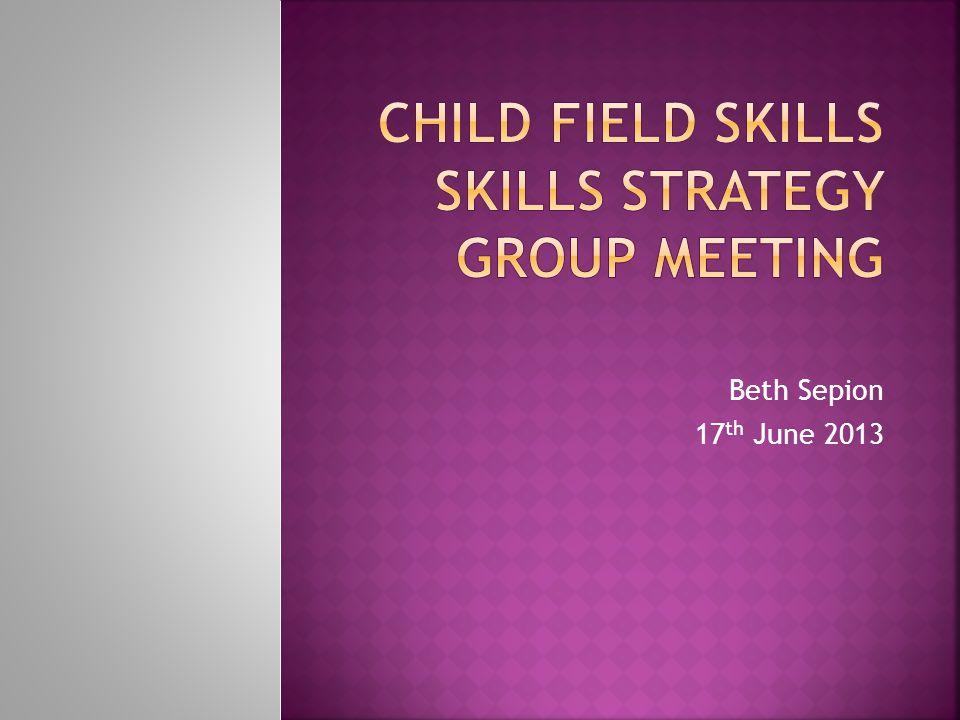 Beth Sepion 17 th June 2013