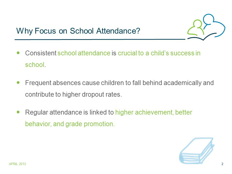 Why Focus on School Attendance.