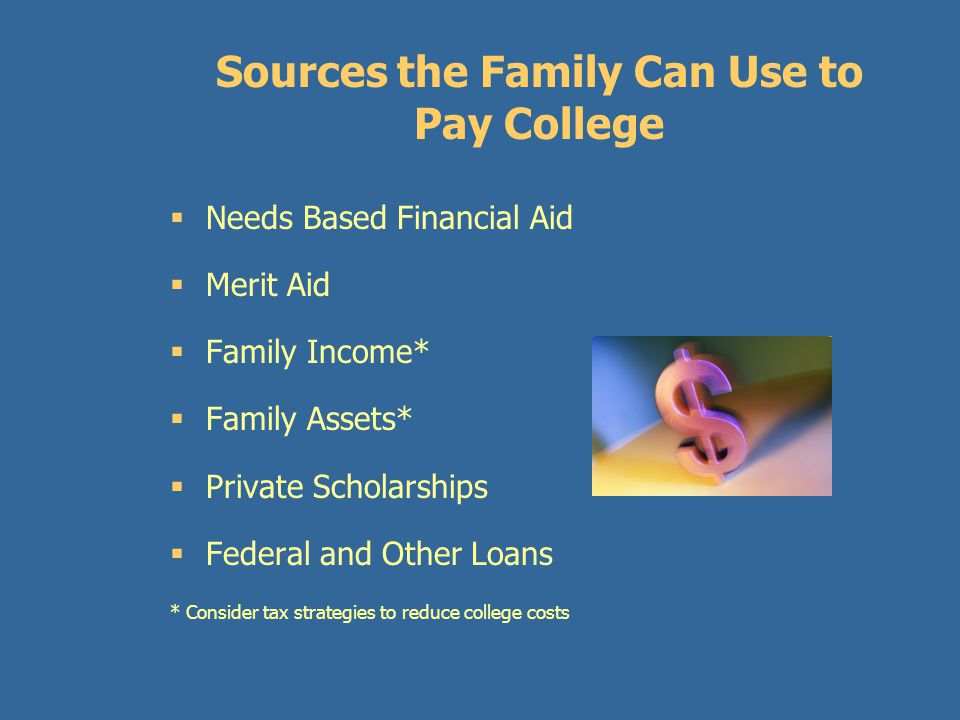 What Can Your Family Do to Reduce College Expenses.