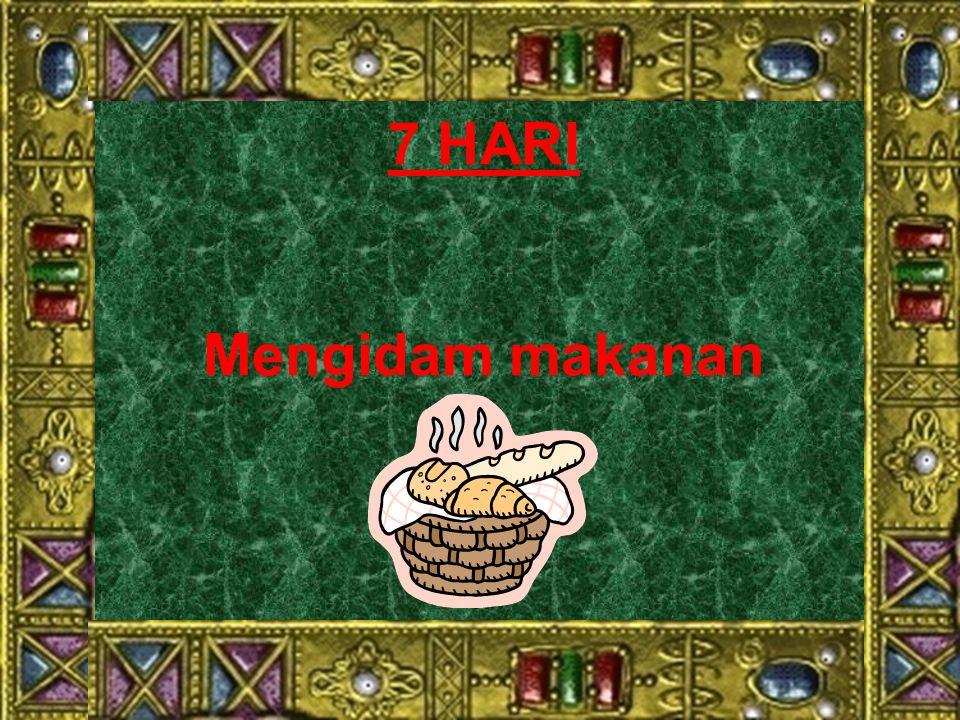 40 HARI Daun Dengan nama orang yang akan mati di Arash akan jatuh dan malaikat maut pun datang kepada orang dengan nama tersebut lalu mendampinginya s