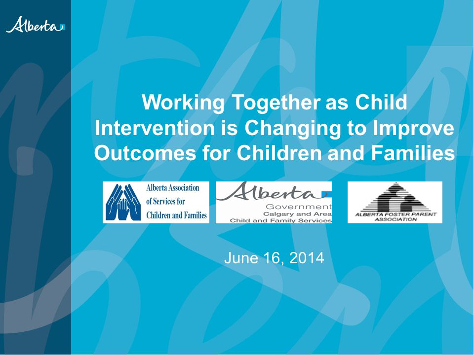 42 Calgary and Area CFS Future Direction Research and Trends in Child Intervention 9. Kinship Care