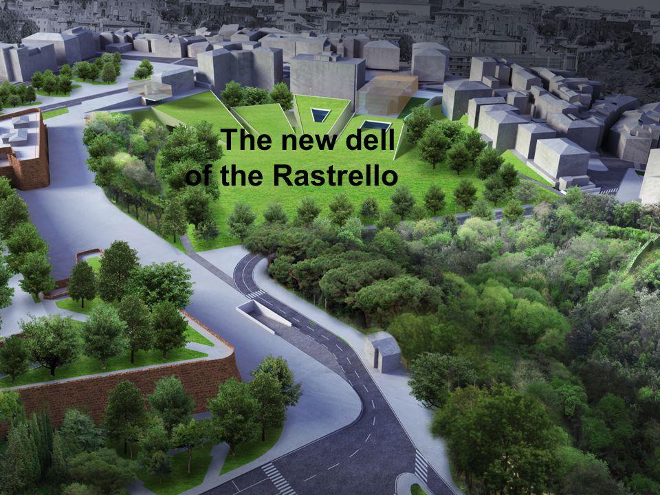The new dell of the Rastrello
