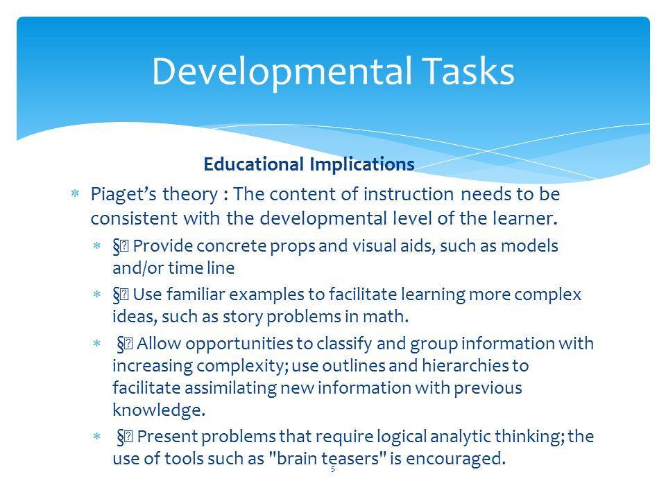  A child may present with a serious discrepancy within his or her developmental profile, yet such gaps may dissipate with time Developmental Lag Indicators 6