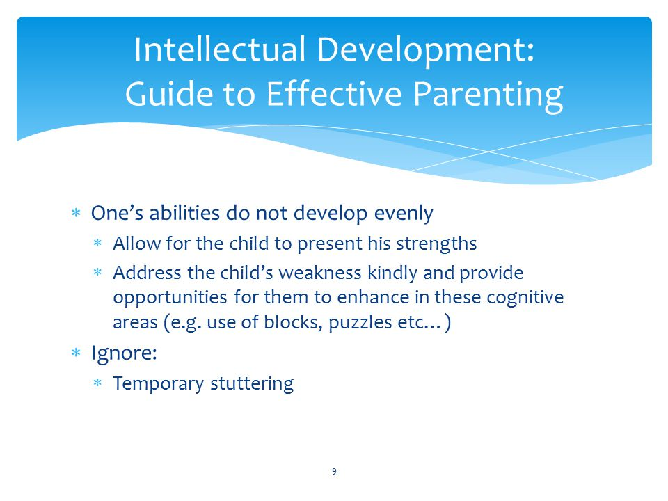  Balance: Be aware of the child's social circle  Guide them to learn principals of friendships, sharing and loosing.