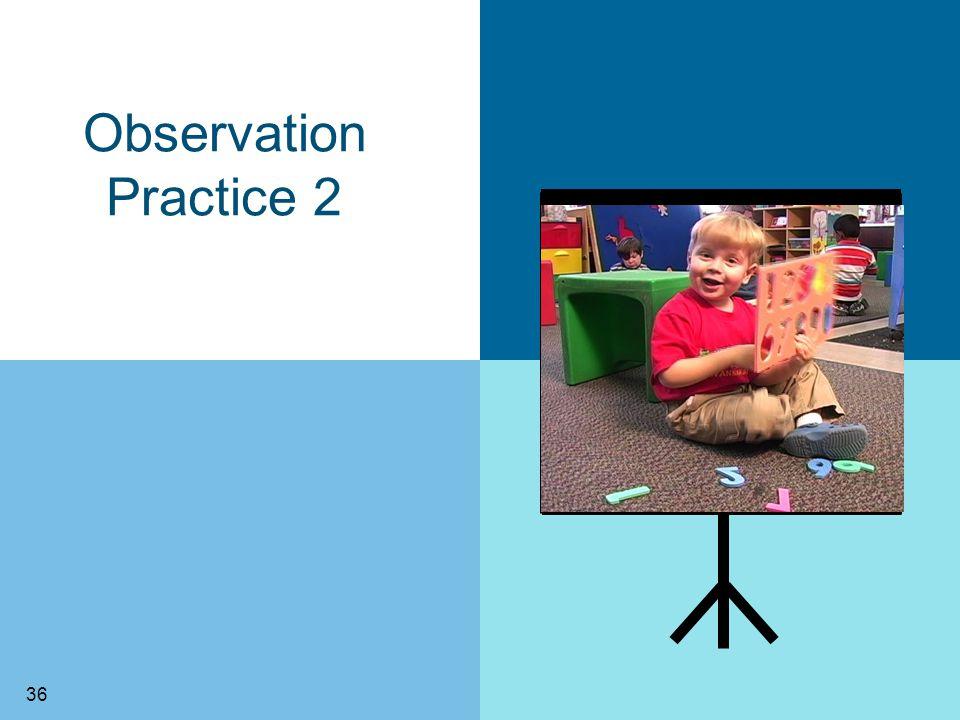 36 Observation Practice 2 Caul