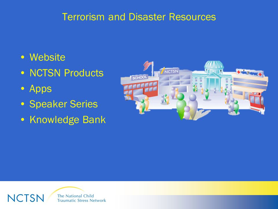 Disaster Website Resources Link to web resources from home page This section of our website provides resources on a variety of natural disasters.