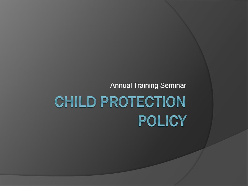 Behavioral Guideline 7  Overnight Rule – Adult chaperones who are not Approved Adults must have a Pennsylvania State Police Criminal Background Check and a Pennsylvania Child Abuse History Clearance on file before participating in overnight activities.