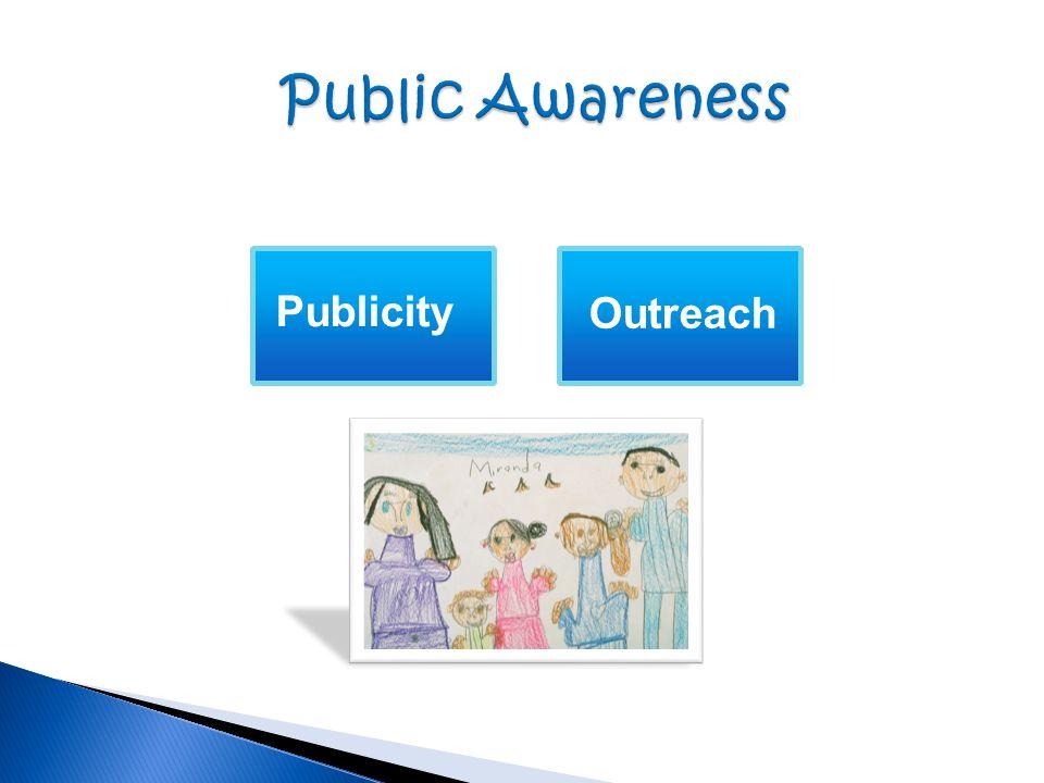 Publicity Outreach