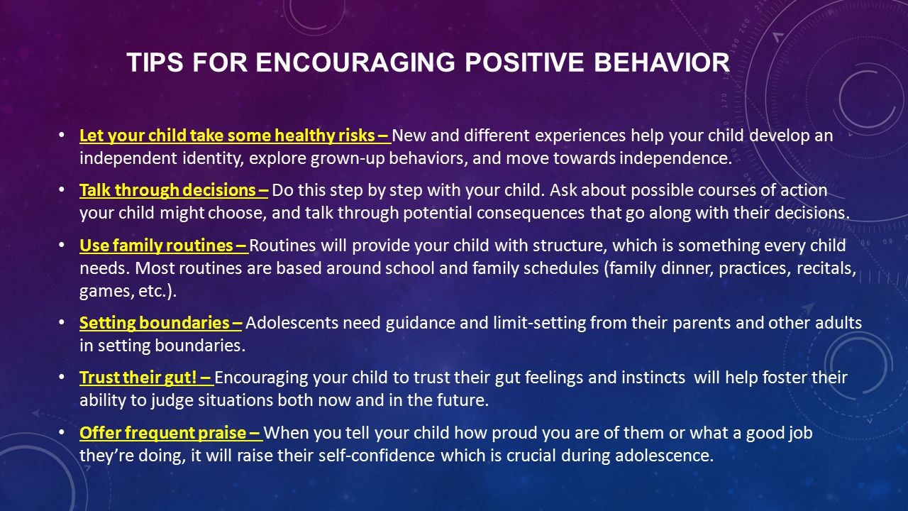 TIPS FOR PROMOTING THE DEVELOPMENT OF THINKING SKILLS Encourage empathy – Talk about feelings – yours, your child's, and other people's.