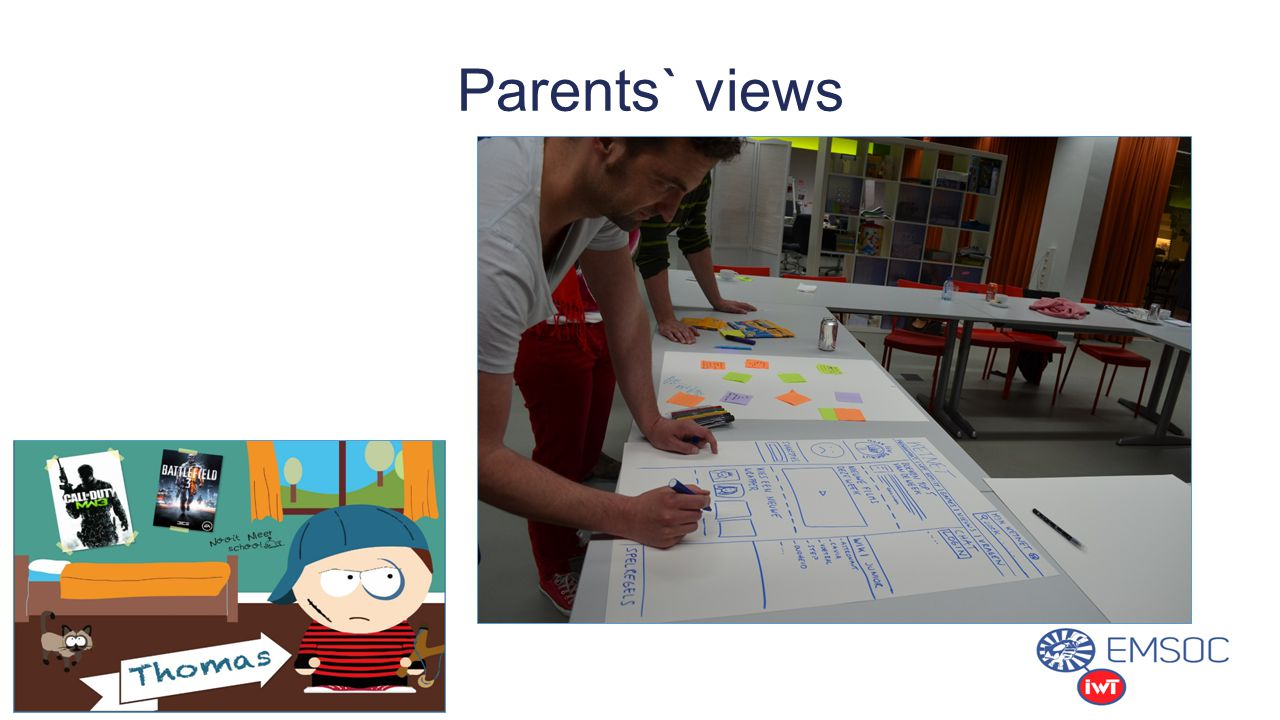 Parents` views