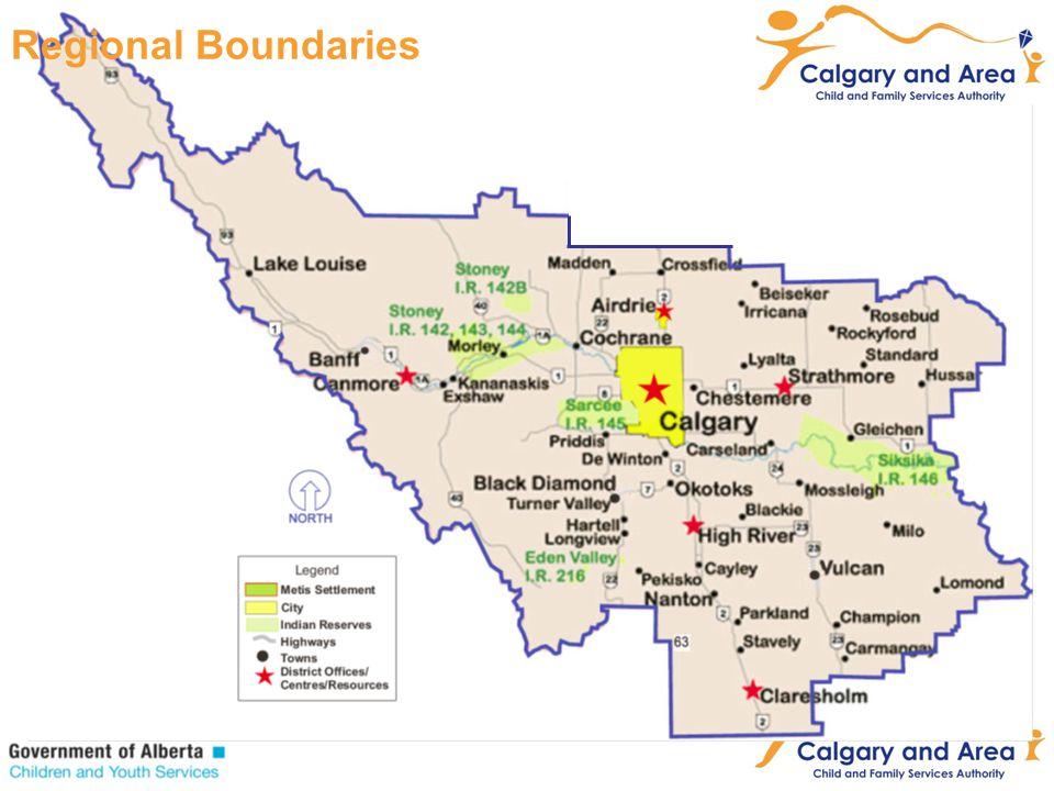 Regional Boundaries