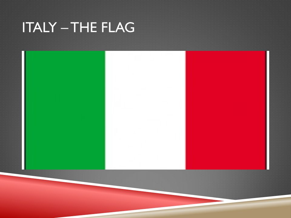 "ITALY – ""THE BOOT"""