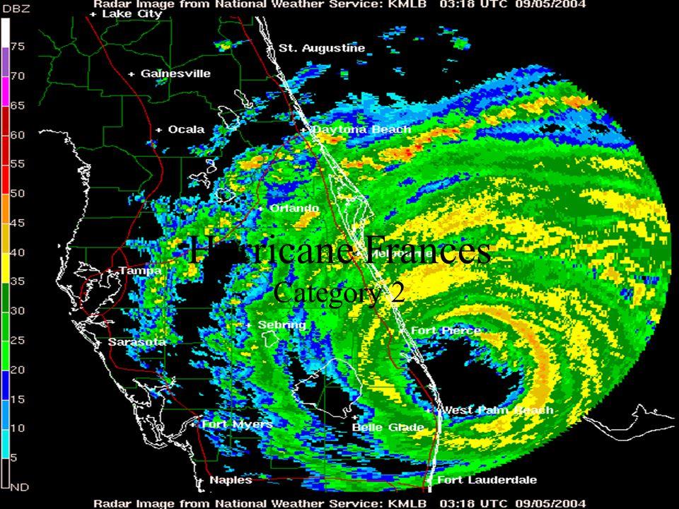 46 Hurricane Frances Category 2