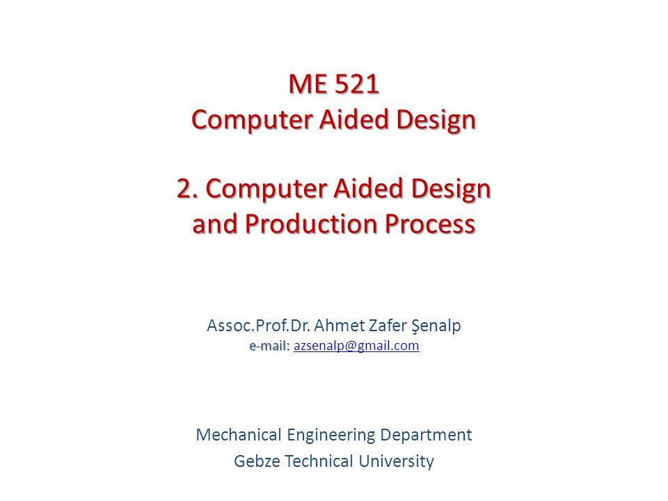 Finite Element Mesh Mechanical Engineering Department, GTU Dr.