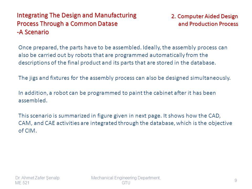 Example Part Solid Model Mechanical Engineering Department, GTU Dr.