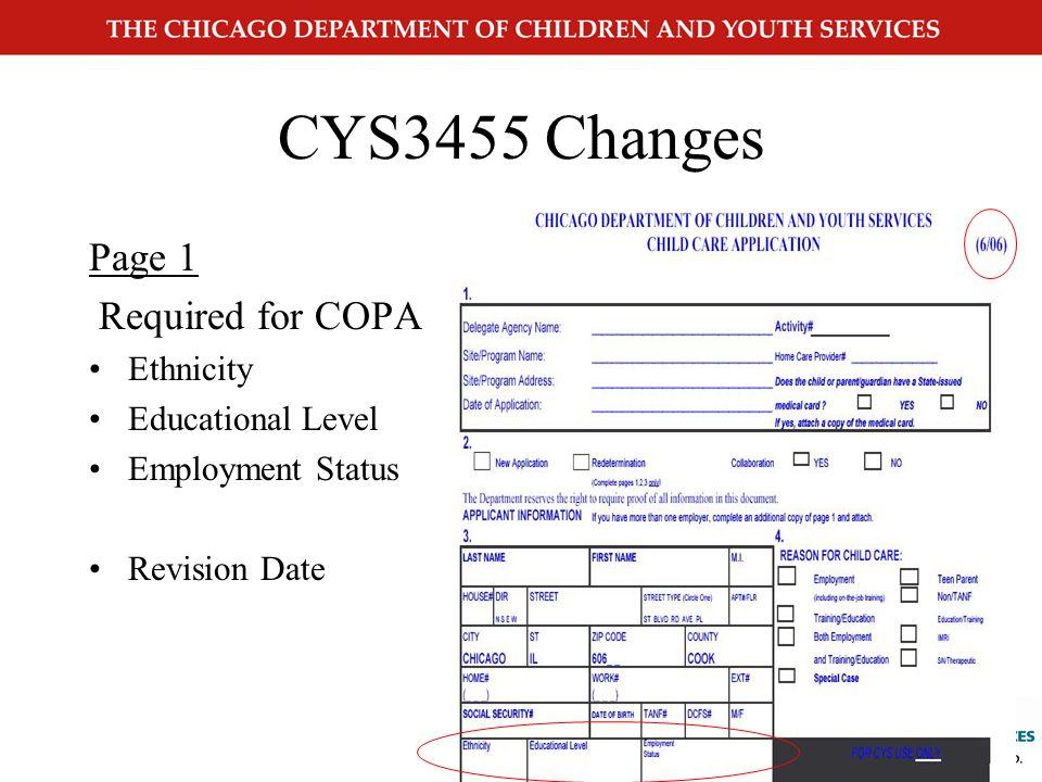 COPA CYS3455