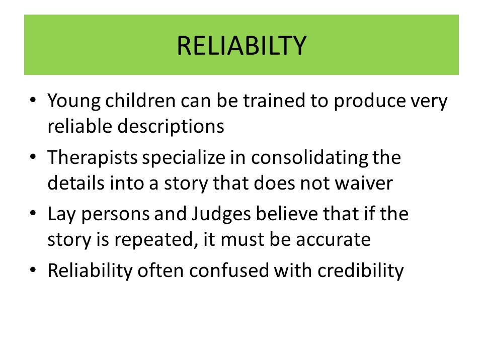 Reliability Does the music/story sound the same the second time around