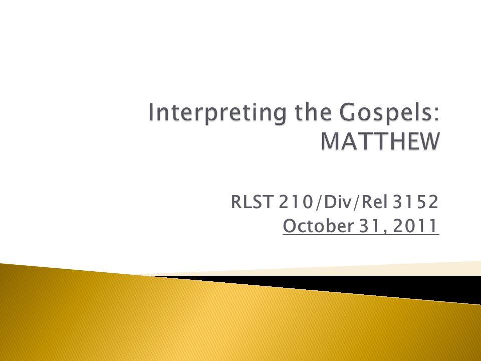 RLST 210/Div/Rel 3152 October 31, 2011