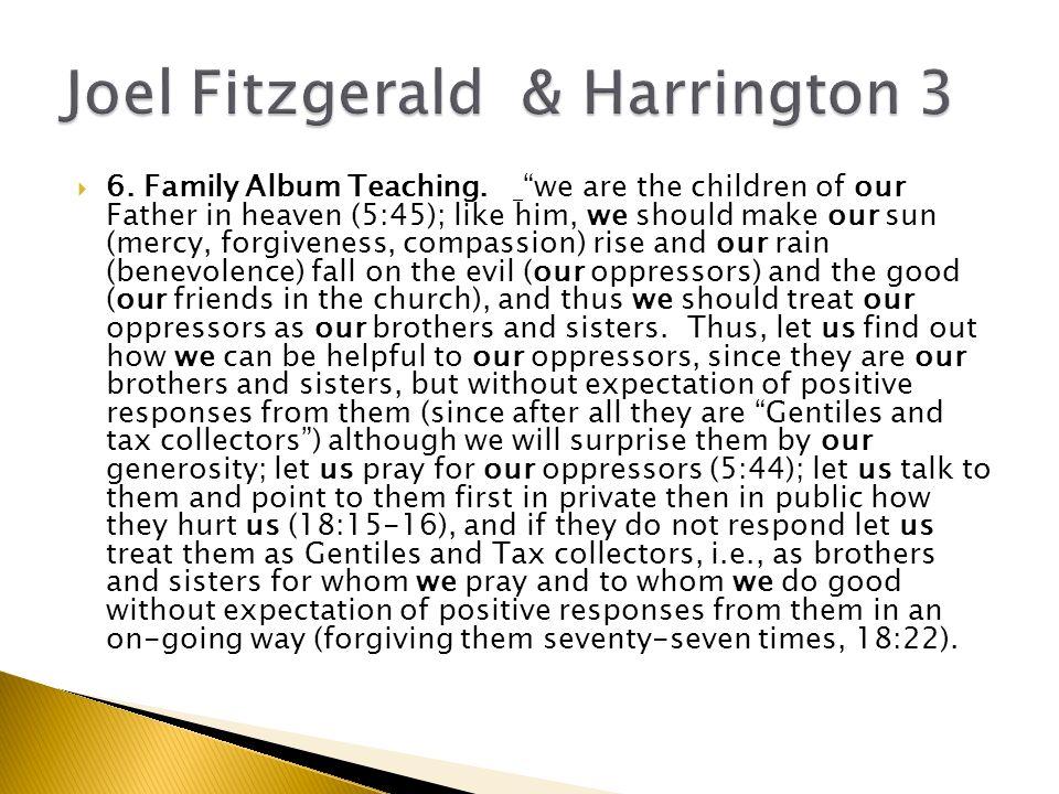  6. Family Album Teaching.