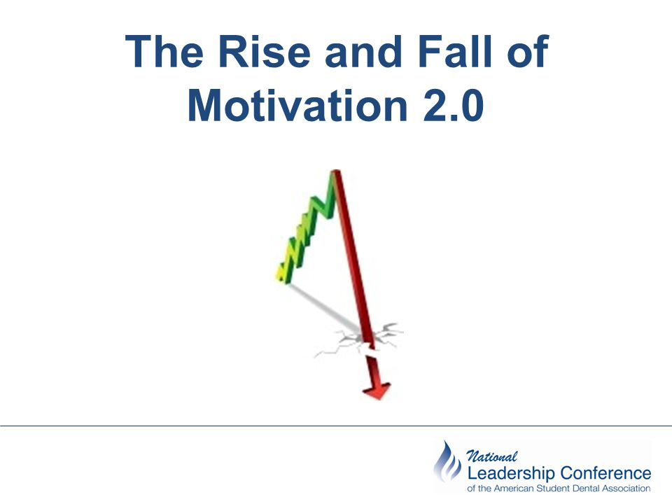 The Rise and Fall of Motivation 2.0