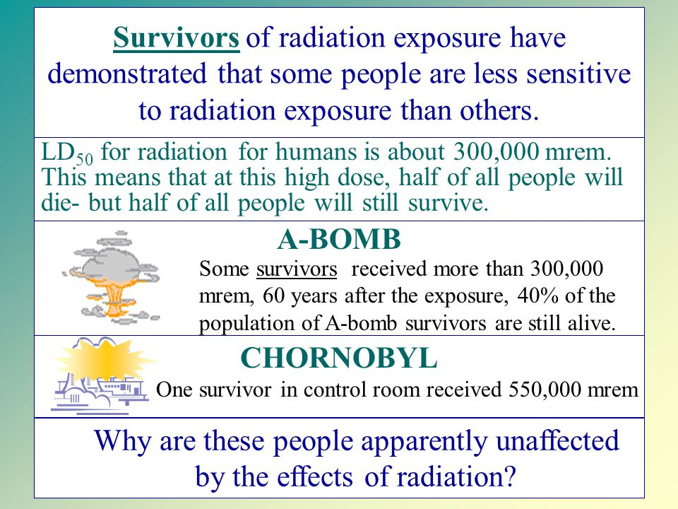 Sensitive and Insensitive Mice Hybrid Mouse Models Some strains of mice such as BALBc are more sensitive to radiation than others.