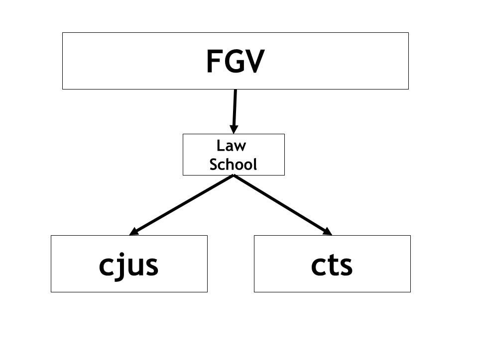 FGV Law School cjuscts
