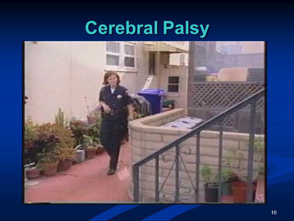 10 Cerebral Palsy