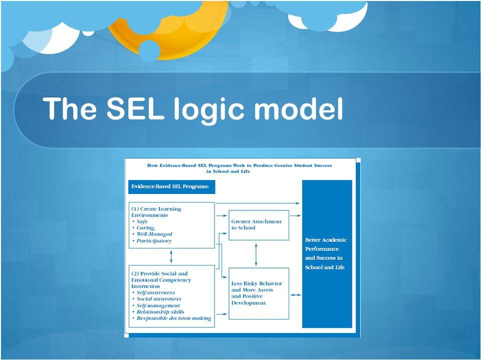 The SEL logic model