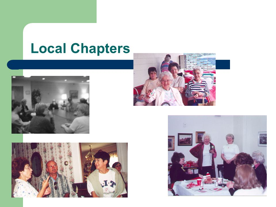 Local Chapters
