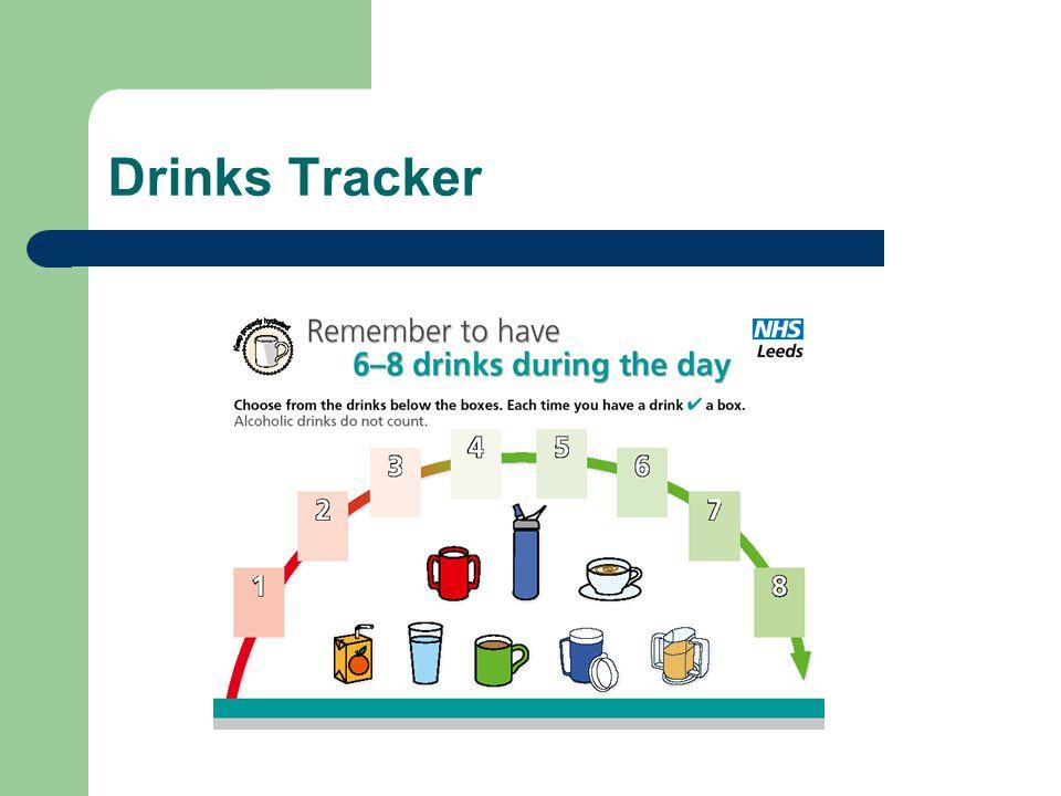 Drinks Tracker
