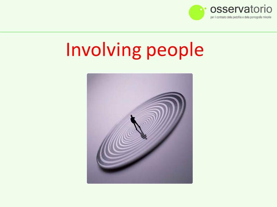 Involving people