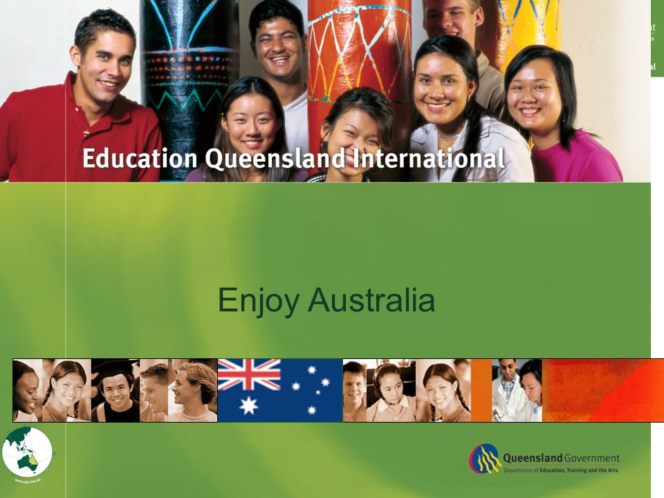 Title Goes Here Enjoy Australia