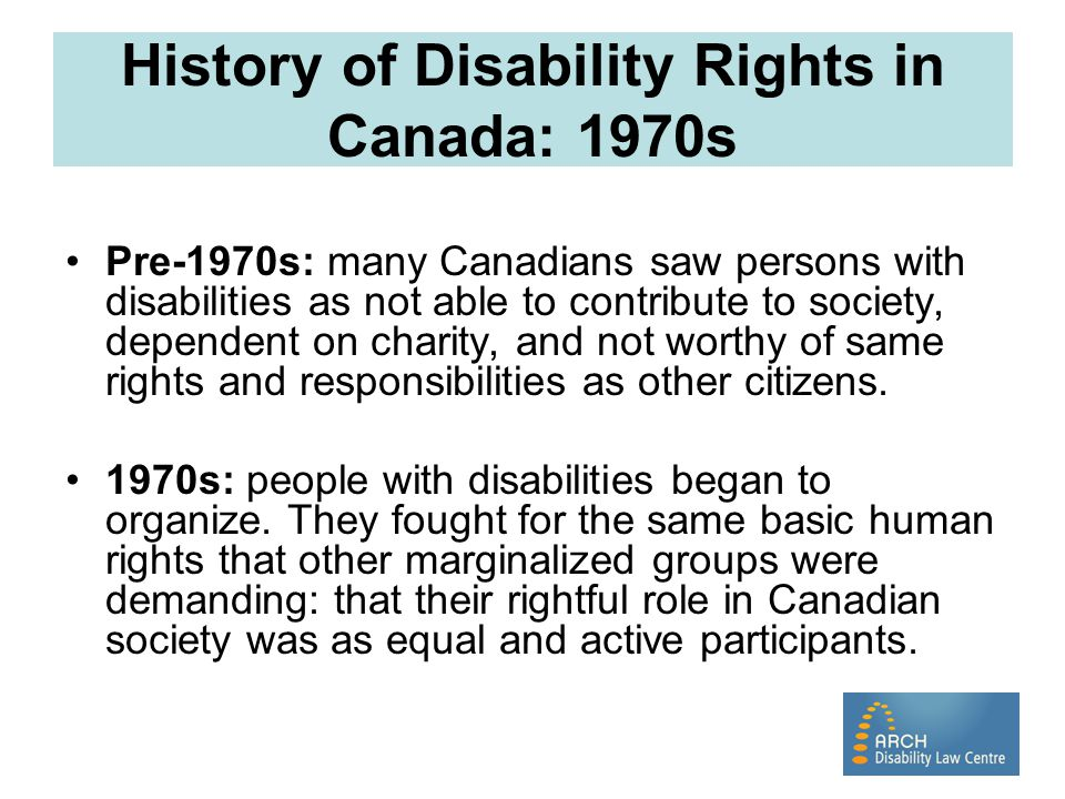 Some Recent Disability Rights Cases 2013 Human Rights Tribunal of Ontario: RB v Keewatin-Patricia District School Board, 2013 HRTO 1436 Human Rights Tribunal applied legal framework from Moore decision: has applicant established that because of his disability, he was denied meaningful access to service provided to all students in Ontario? Tribunal found that RB was denied a meaningful education when: – EA support was reduced and school had not adequately assessed the impact of this reduction –School did not create a behaviour plan for RB in a timely way –RB was not provided effective alternate teaching when he was excluded from school Tribunal rejected the school's argument that the mother's conduct and advocacy prevented the school from providing access to education