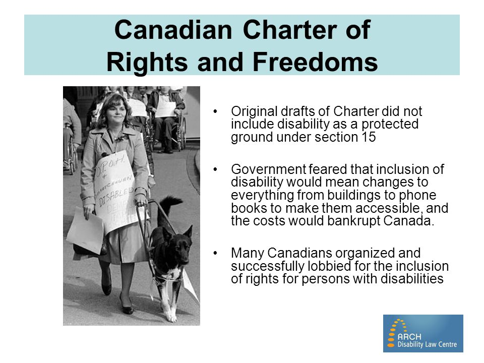 Important Disability Rights Cases: Human Rights 1985: Supreme Court decisions in Bhinder v.