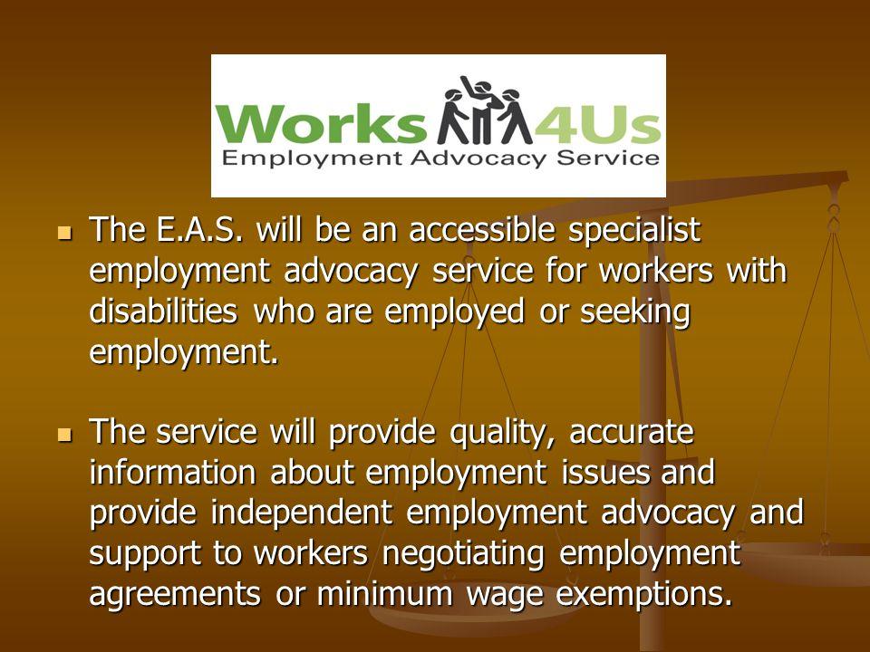 The E.A.S.
