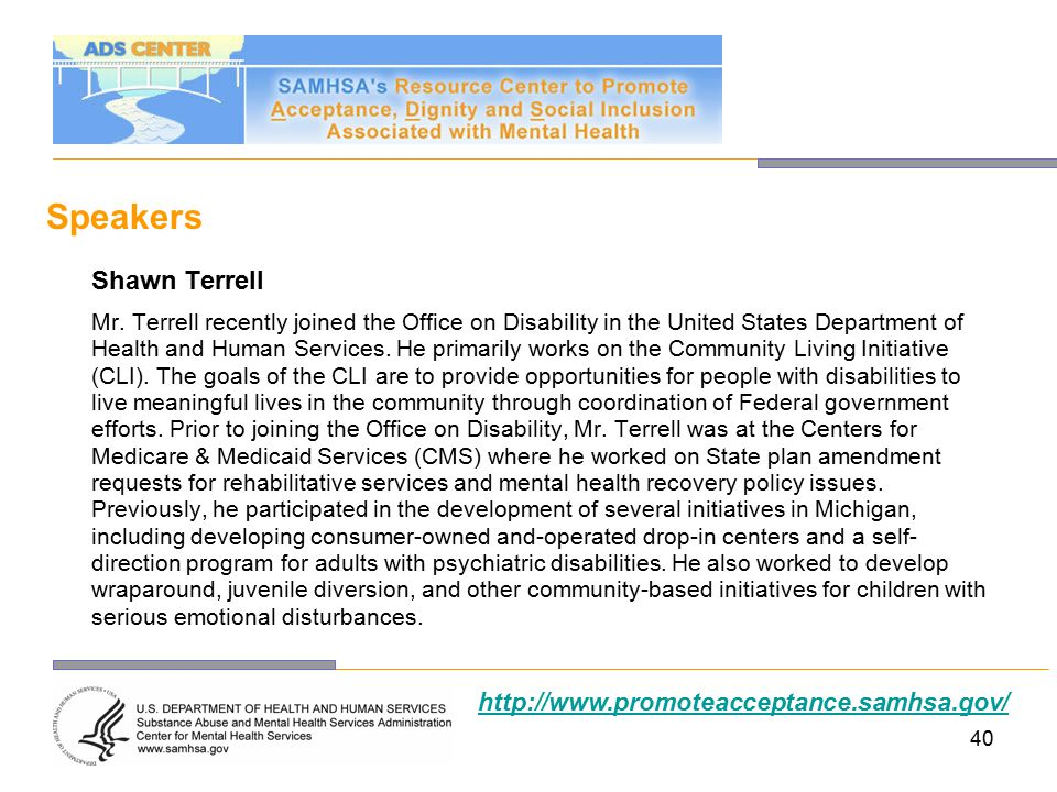 40 Shawn Terrell Mr.