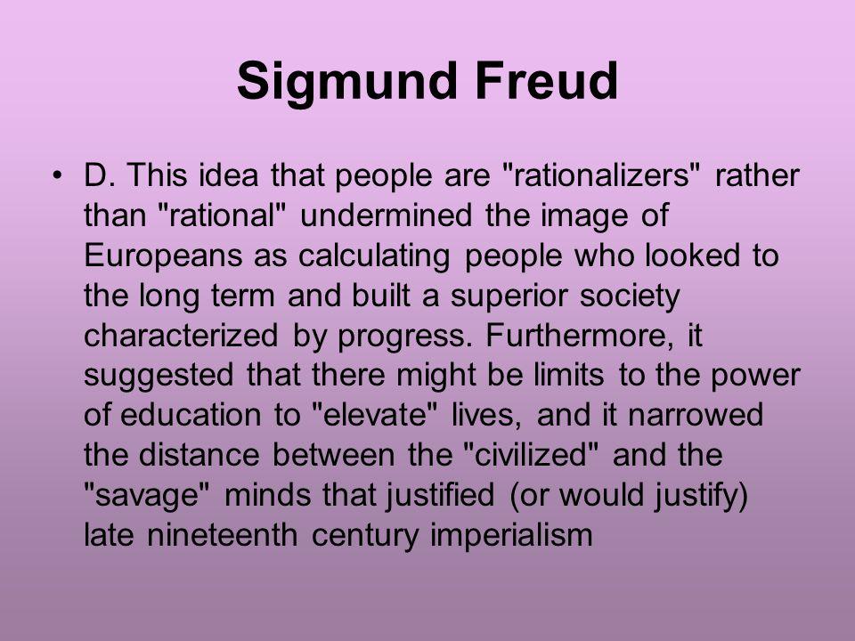 Sigmund Freud D.