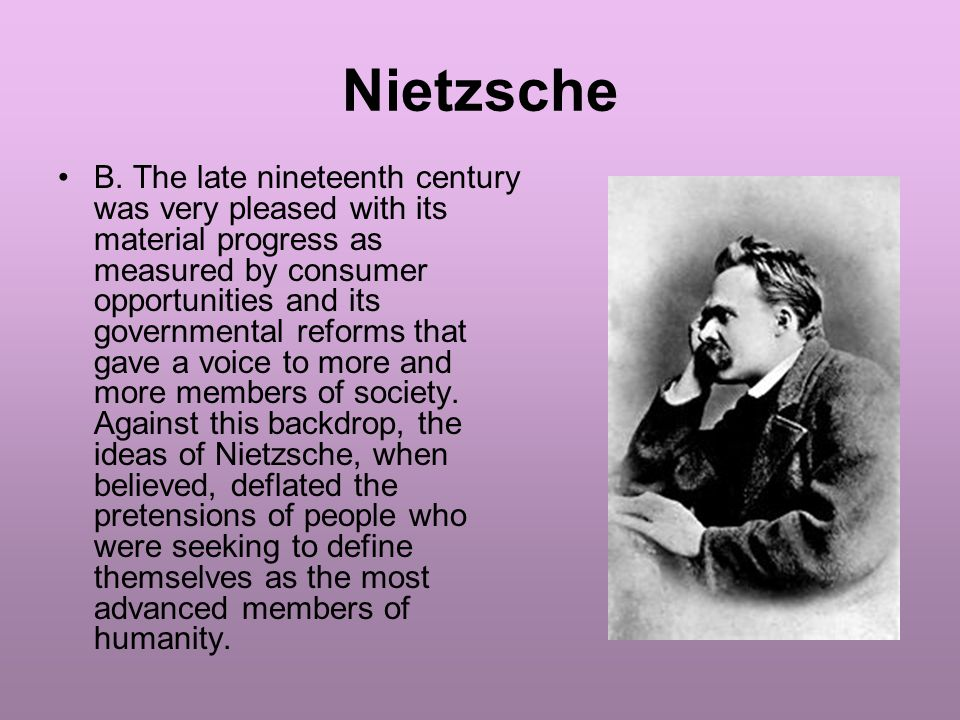 Nietzsche B.